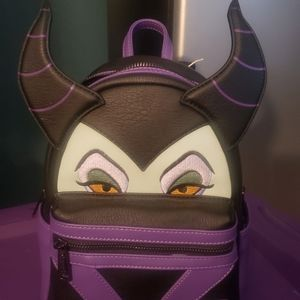 Maleficent mini backpack